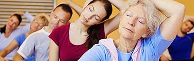 allungamento muscolare ginnastica dolce